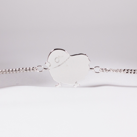 Bracelet Naa Pour Argent Poussin Enfant Na 8Okn0wP