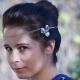 Bijou de cheveux pensée - Schade Jewellery