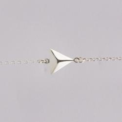 Bracelet Triangle petit modèle - L'Atelier d'Olivia