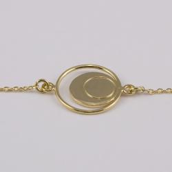 Bracelet Sweety plaqué or - L'Atelier d'Olivia