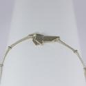 Bracelet origami doré or pâle by LFDM