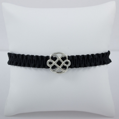 Bracelet argent Love Flower by AnnaO
