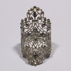 "Bague Marquise ""Divine"" - Schade Jewellery"