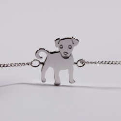 Bracelet Lucien le chien - Na na na naa