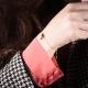 Bracelet Cyrille le cygne vermeil - Na na na naa
