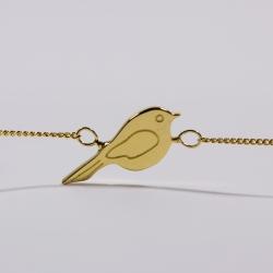 Bracelet Lily l'oiseau vermeil - Na na na naa