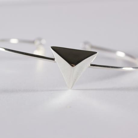 Jonc Triangle - L'Atelier d'Olivia