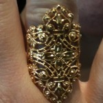 Marquise_Divine_Plaqué Or 24 carats_Schade Jewellery