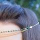 Bijou de cheveux pierres fines - Schade Jewellery
