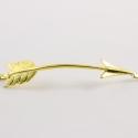 Bracelet fleche doré by Mélanie