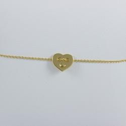 Bracelet or coeur - Les Curiosités d'Elixir
