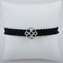 Bracelet argent Love Flower by AnnaO