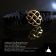 Bracelet vermeil Love Flower by AnnaO