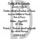 Créoles Perles Intemporelles argent et diamant gris by LFDM