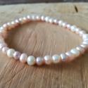 Bracelet de perles d'eau douce color mix by LFDM Jewels