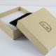 Collier Grenat chaine scintillante rhodiée noire by LFDM Jewels