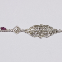 Bijou de cheveux estampe 2 - Schade Jewellery
