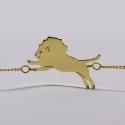 Bracelet Léon le lion - Na na na naa