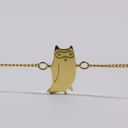 Bracelet Lou le hibou - Na na na naa