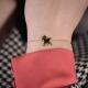 Bracelet Bianca la biche argent - Na na na naa